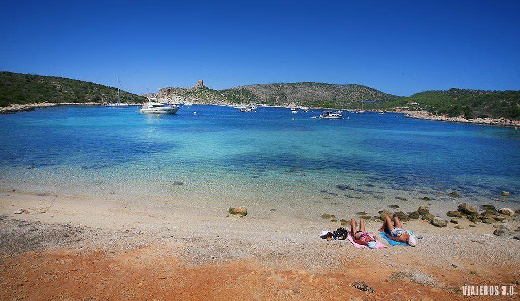 playas de Cabrera en Mallorca