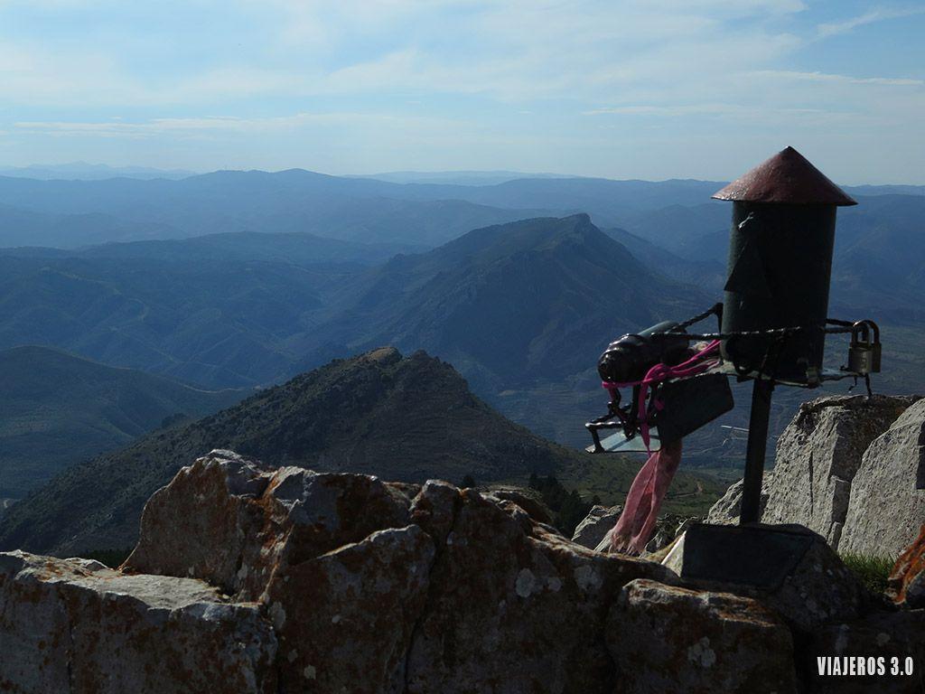 cima de Peña Isasa, qué ver cerca de Arnedo