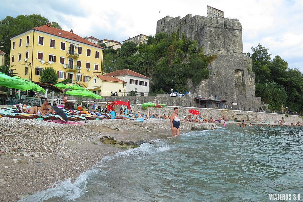 Herceg Novi, ruta por la Bahía de Kotor