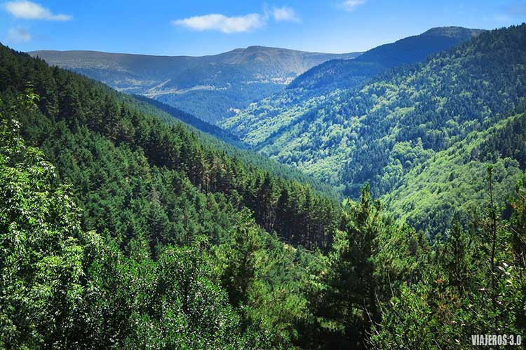 que ver en la Sierra de Cebollera, mirador Lomos de Orio
