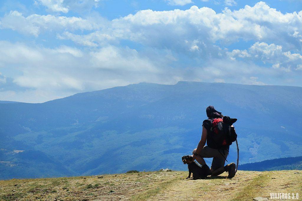 que ver en Sierra de Cebollera, pico Mojón Alto