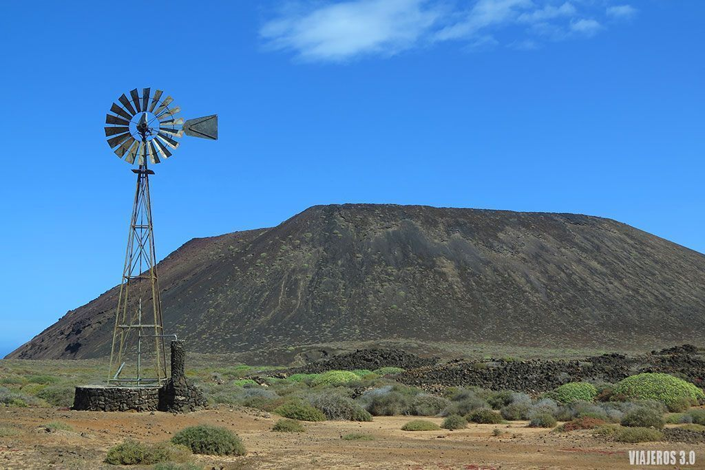 ruta por Fuerteventura en 4 días, Isla de Lobos