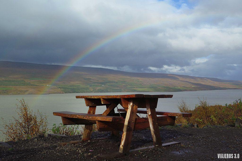 lagoLagarfljót, Islandia en 2 semanas