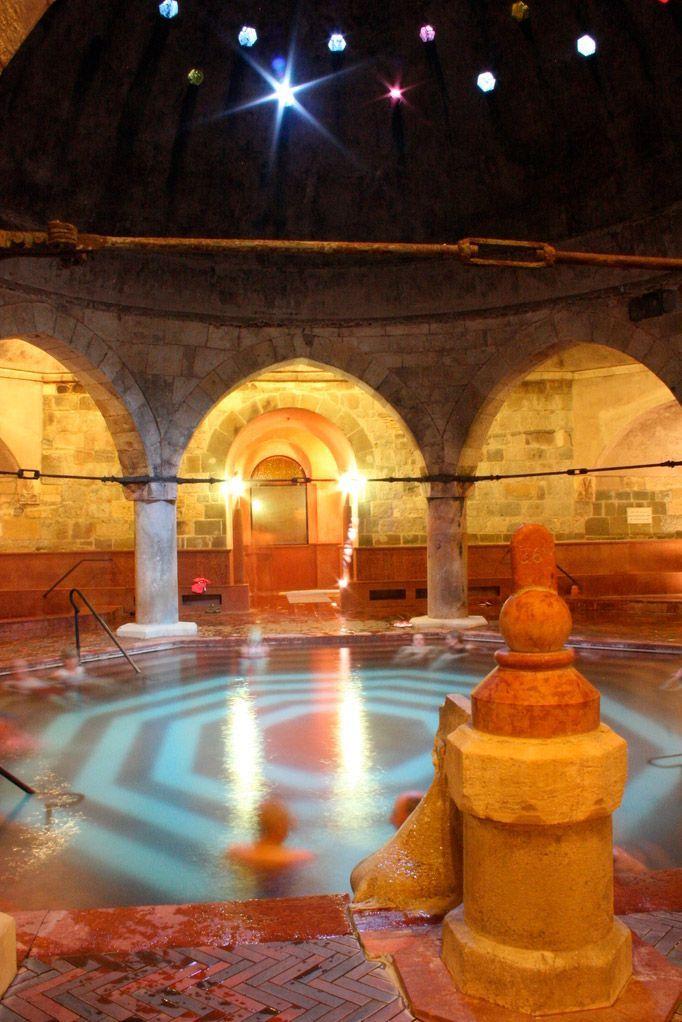 Baños de Rudas, Los mejores baños y balnearios de Budapest