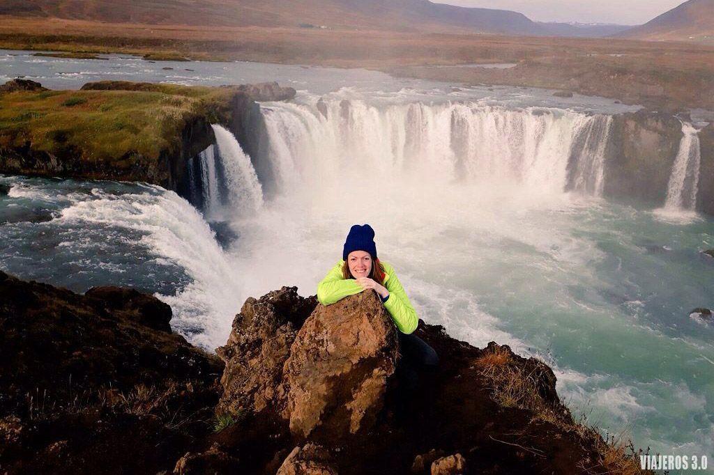 Las cascadas más bonitas de Islandia, Godafoss