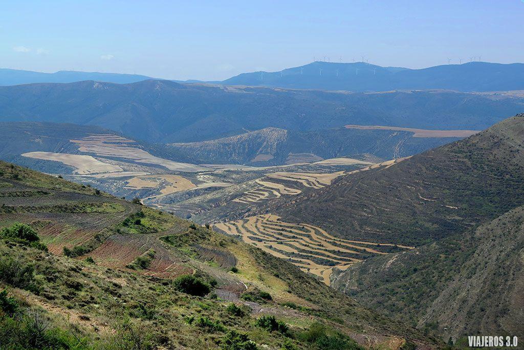 Sierra de Alcarama en La Rioja