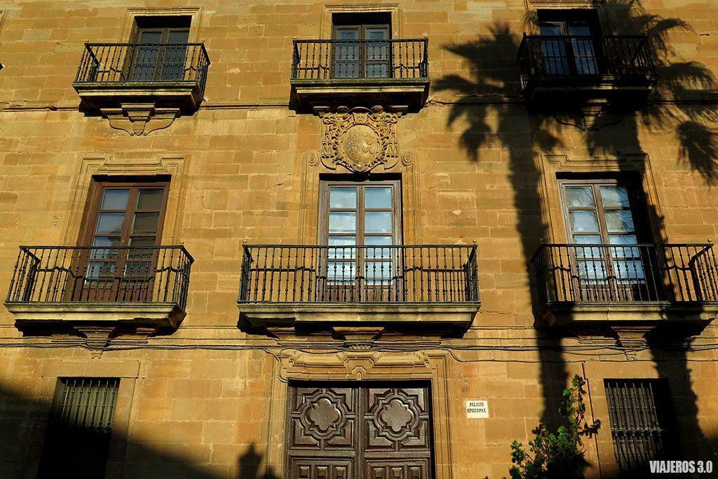 Palacio Episcopal, que visitar en Calahorra