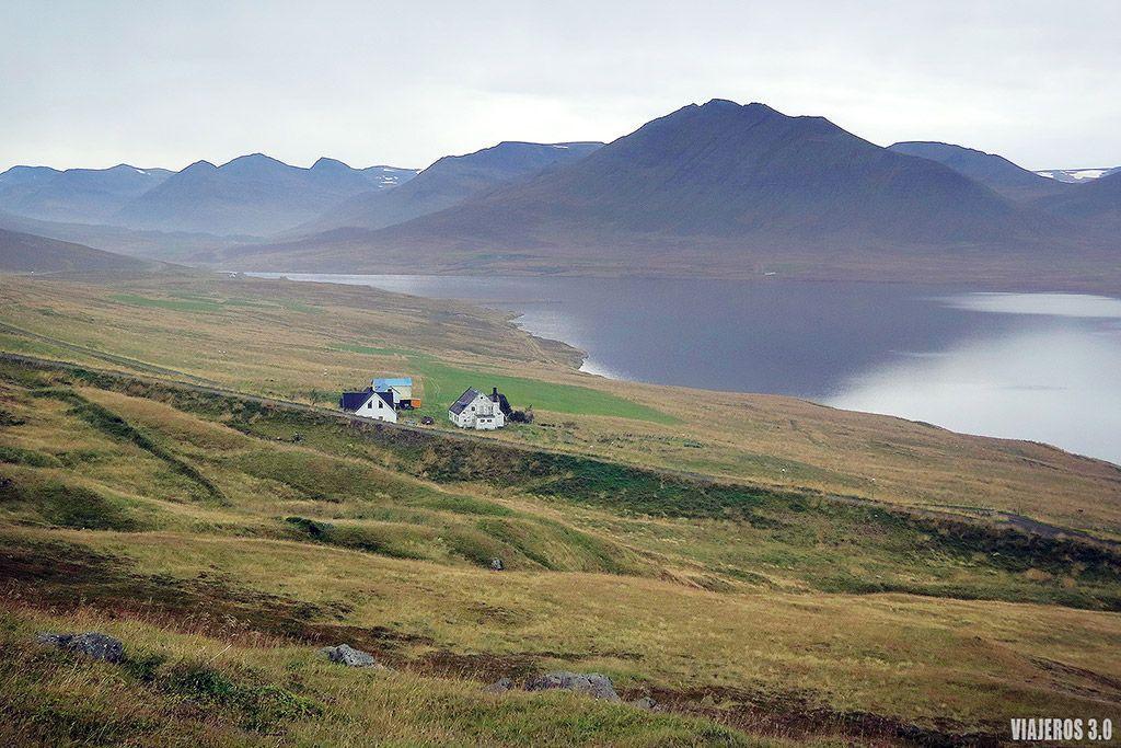 Ruta por Islandia en 2 semanas, alojamientos