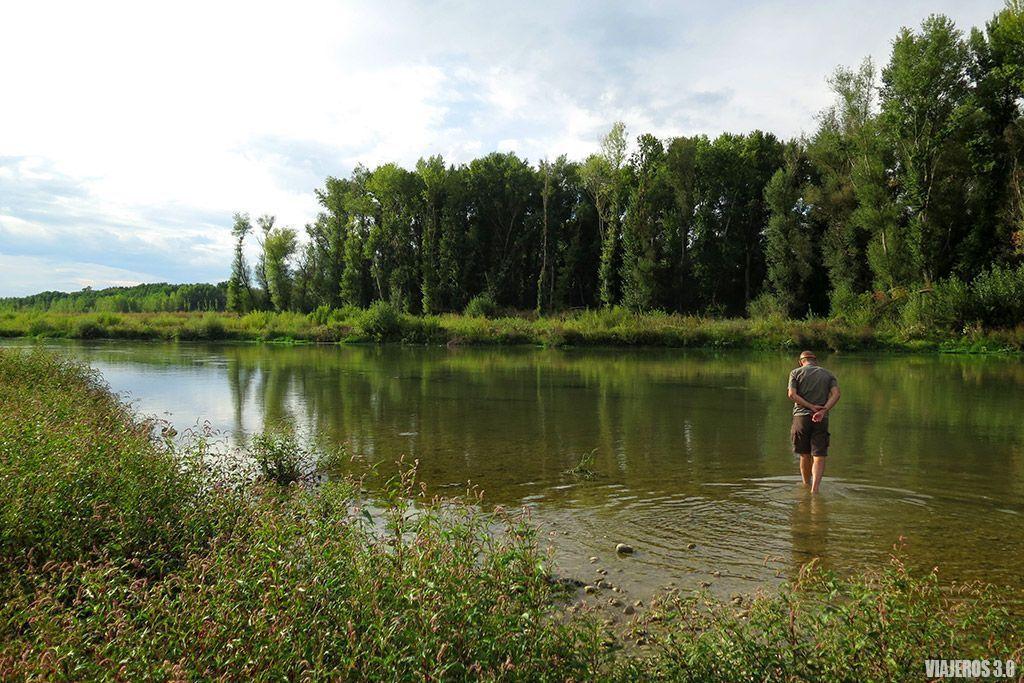 Sotos del Ebro, visitar Calahorra