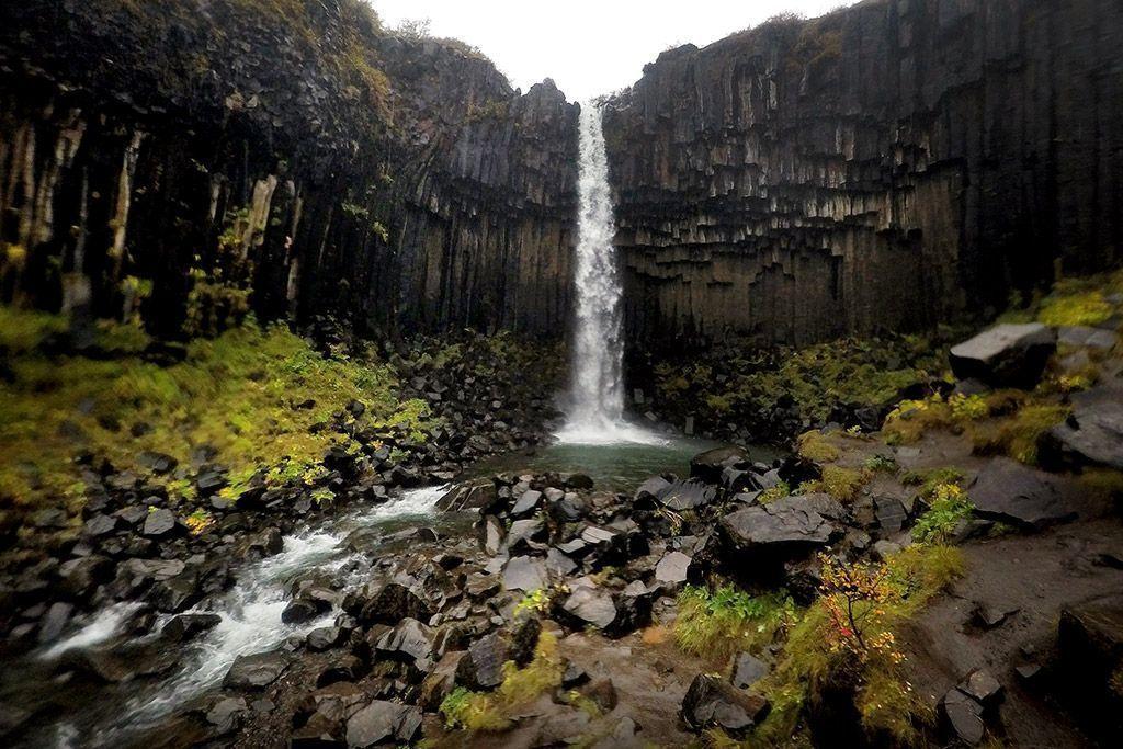 Svartifoss, las mejores cascadas de Islandia