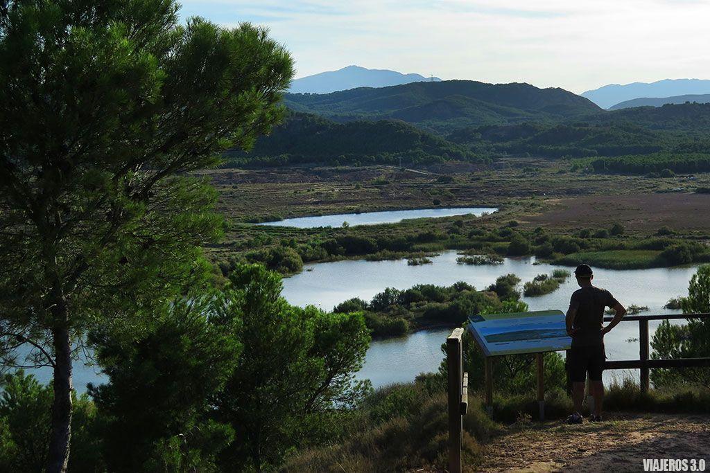 Senda Natural de la Degollada, visitar Calahorra
