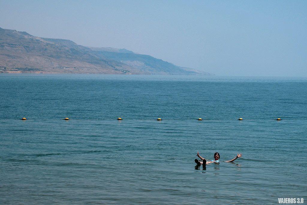 Mar Muerto, ruta por Jordania