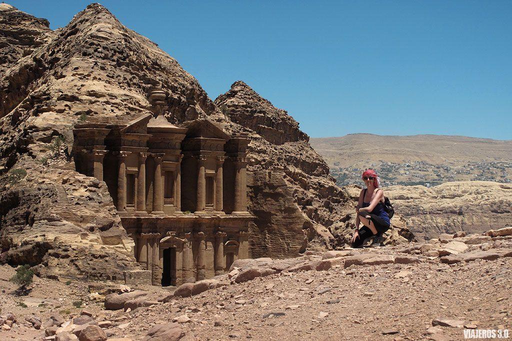 Petra, ruta por Jordania en una semana