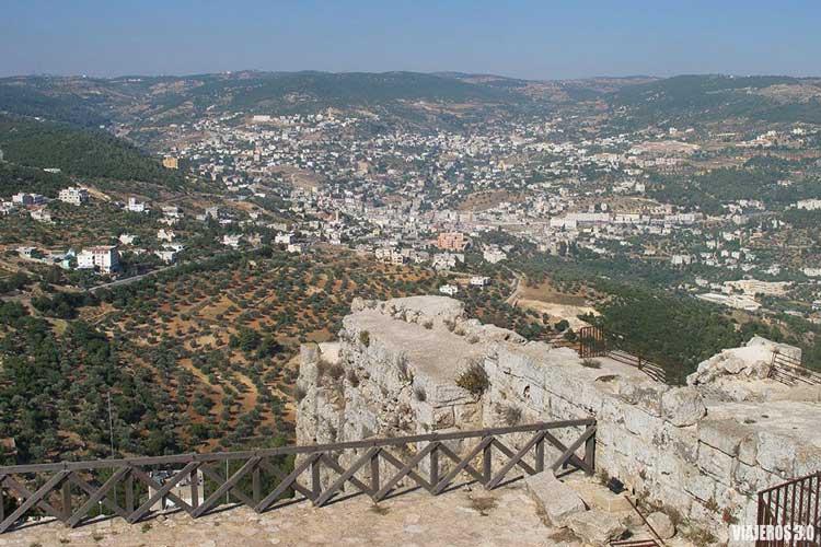 castillo de Ajlun, ruta por Jordania en una semana