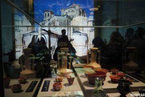 Museo del Vino de Pagos del Rey, muestra interactiva