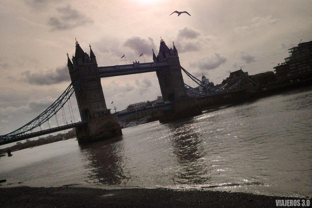 Tower Bridge, que visitar en Londres en 1 o 2 días