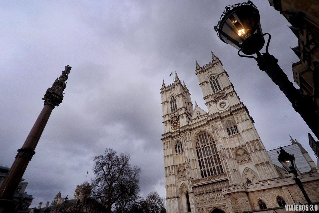 Que visitar en Londres en 1 o 2 días, Abadía de Westminster