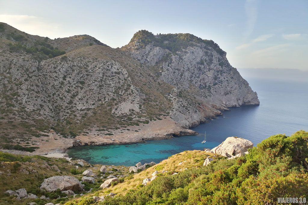 Cala Figuera, las mejores playas de Mallorca