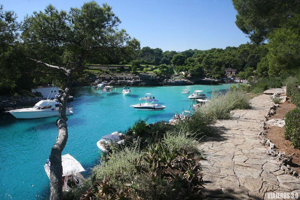 Calas y playas de Mallorca: Cala Mitjana
