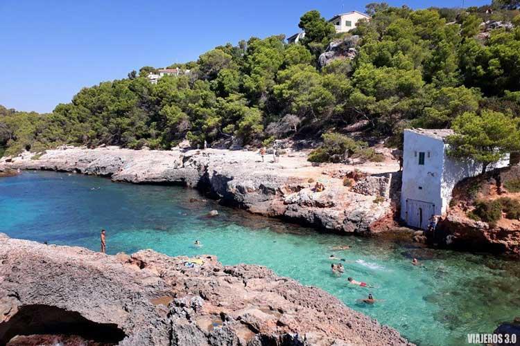 Playas de Mallorca, S´Almunia.