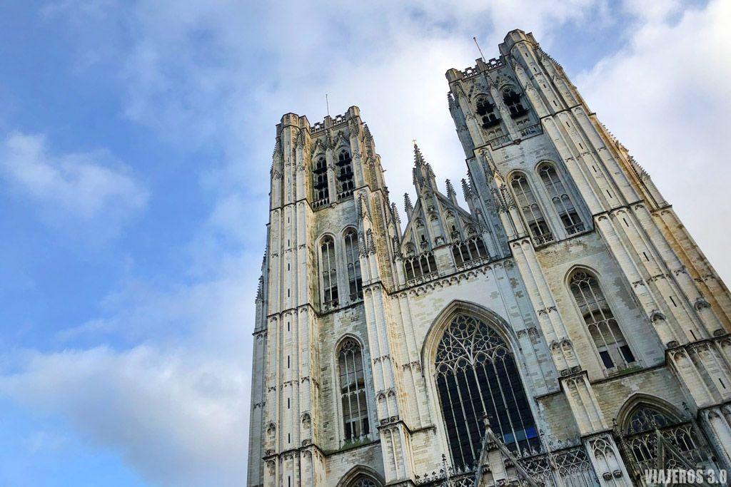 Catedral, qué ver y hacer en Bruselas