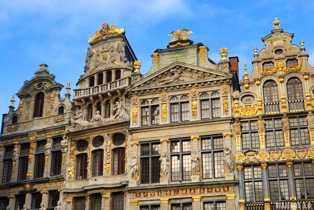qué ver y hacer en Bruselas, Grand Place
