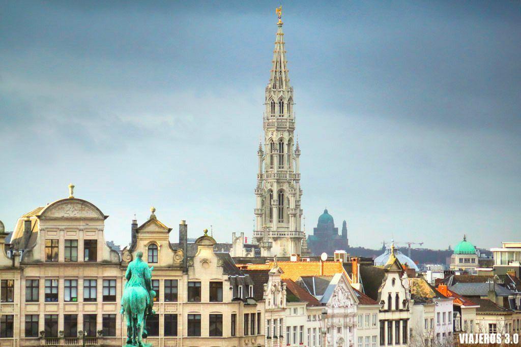 Free Tour por centro histórico de Bruselas