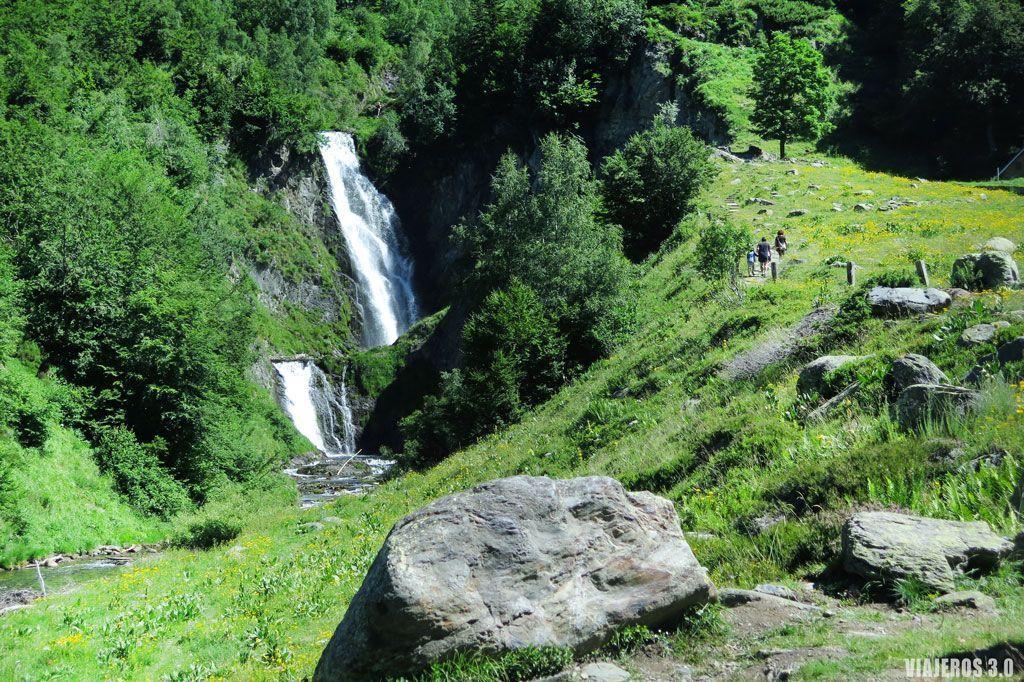 Sauth deth Pish, ruta de senderismo en el Valle de Arán