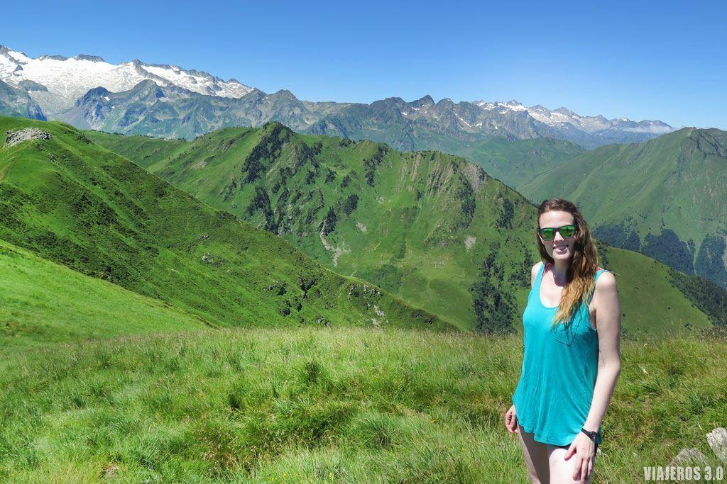 vistas picos, rutas de senderismo por el Valle de Arán