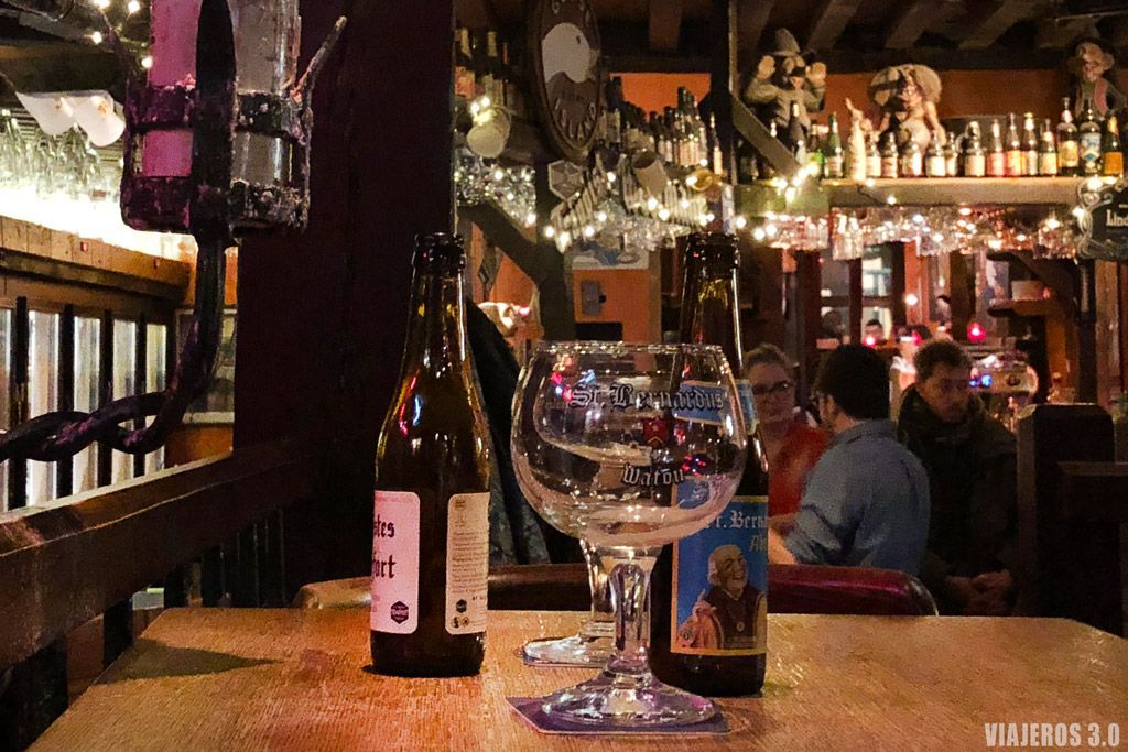 cervecerías, qué visitar en Gante