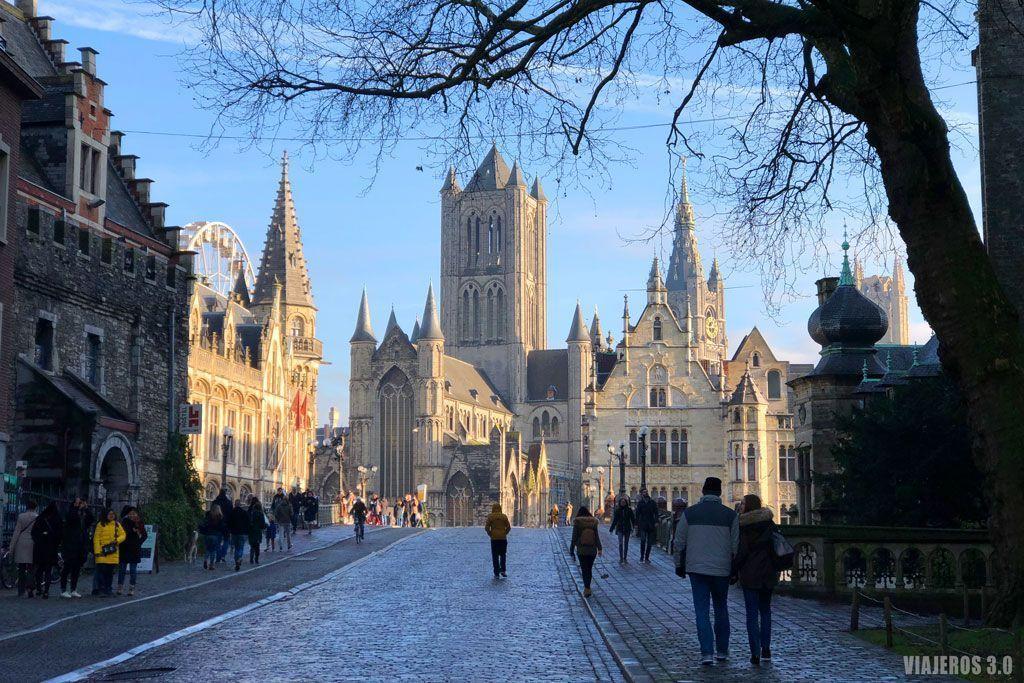 iglesias, qué visitar en Gante