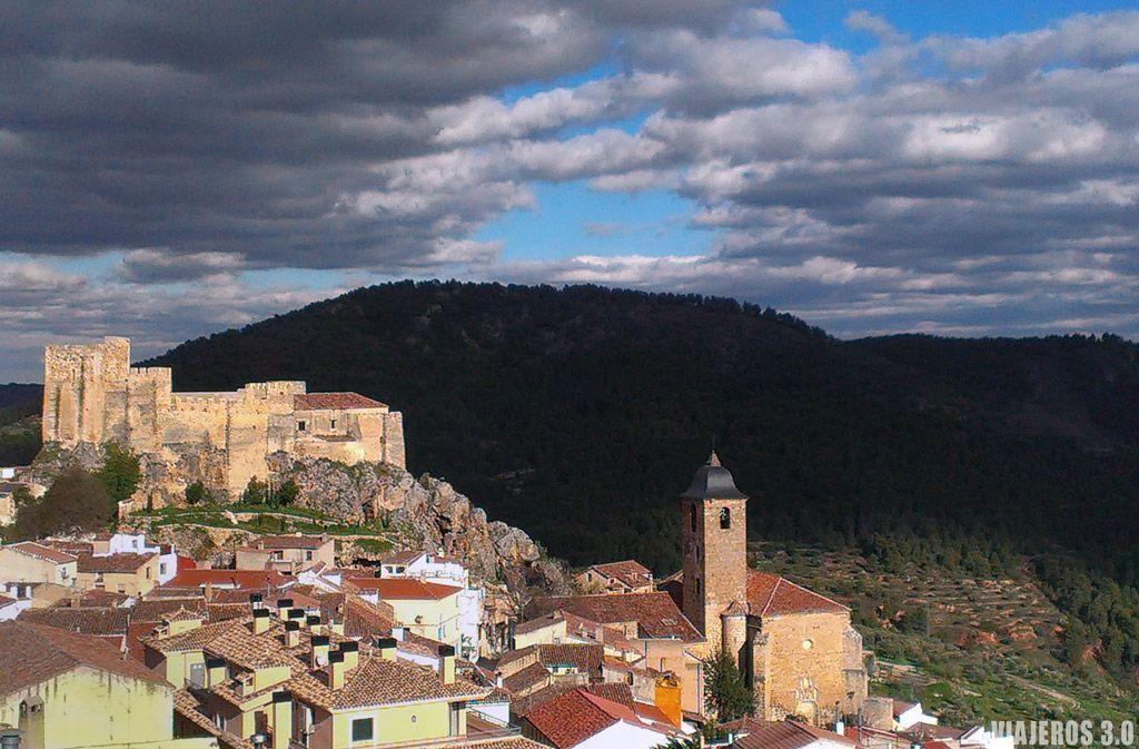 Yeste, uno de los pueblos más bonitos de Albacete