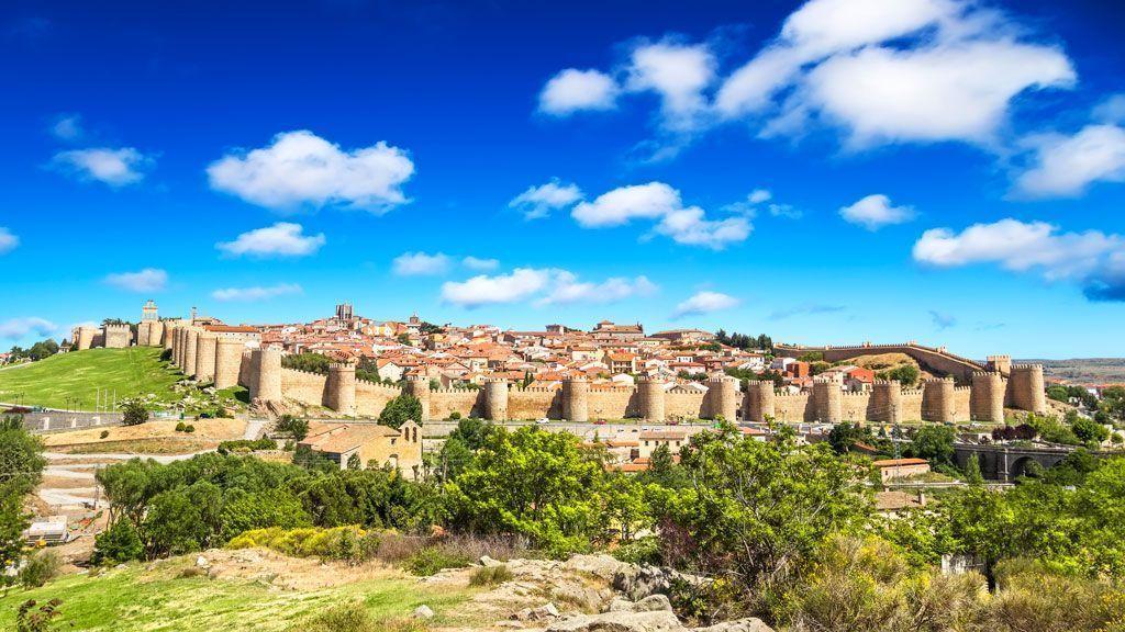 Ávila, las mejores excursiones de un día desde Madrid.