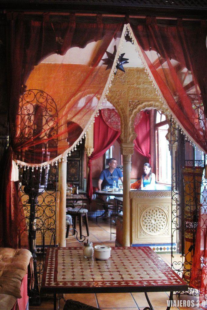 Teterías, que ver y que hacer en Granada