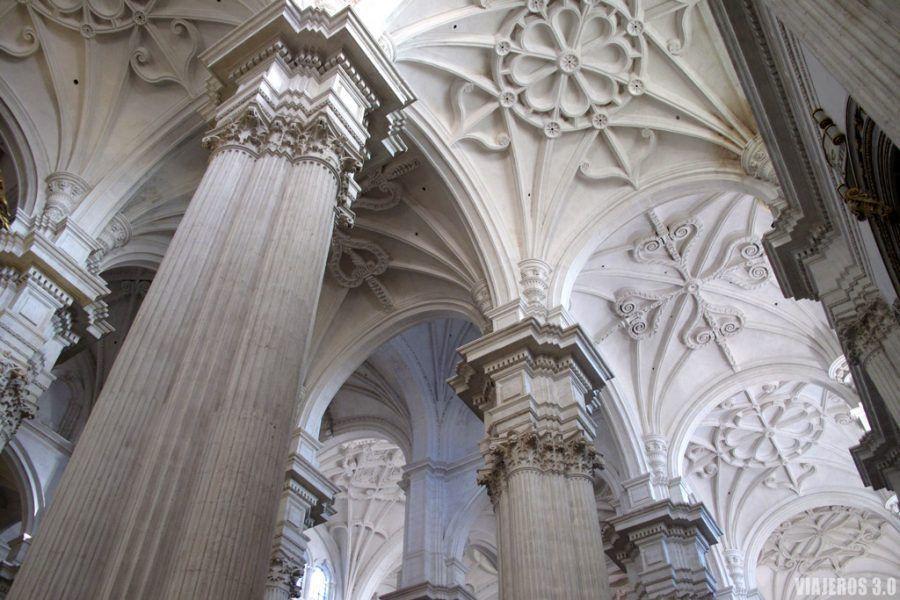 Catedral de Granada, que ver y que hacer en Granada
