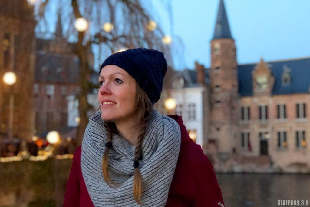 Rebeca Serna en ruta por Bélgica: Brujas, Gante y Bruselas en 4 días