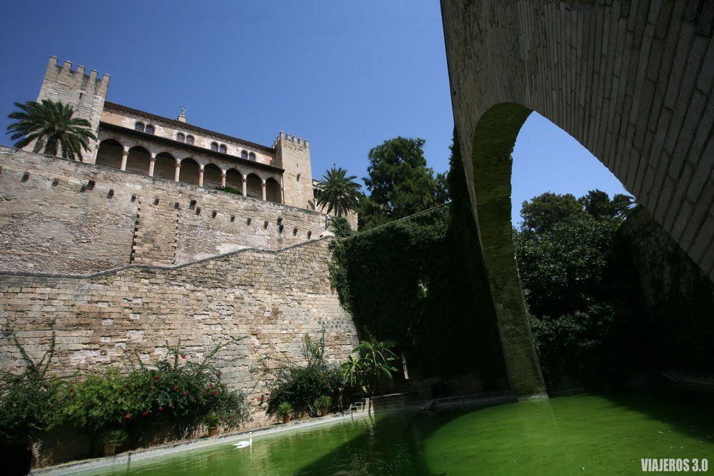 Palacio de la Almudaina, que ver en Palma