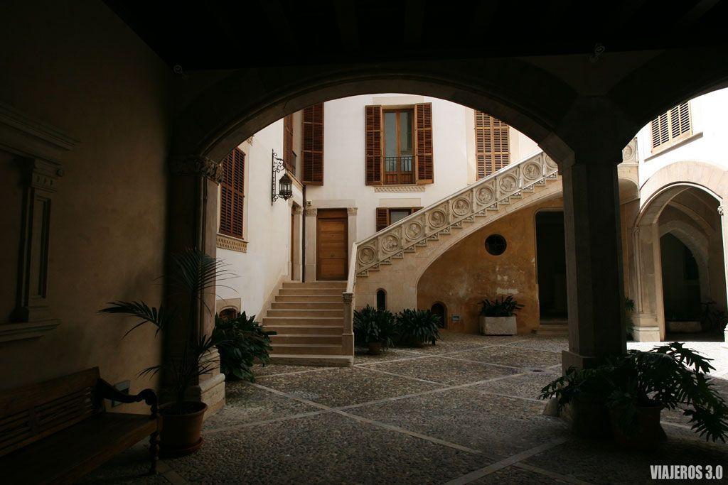 Patios mallorquines, que ver en Palma de Mallorca