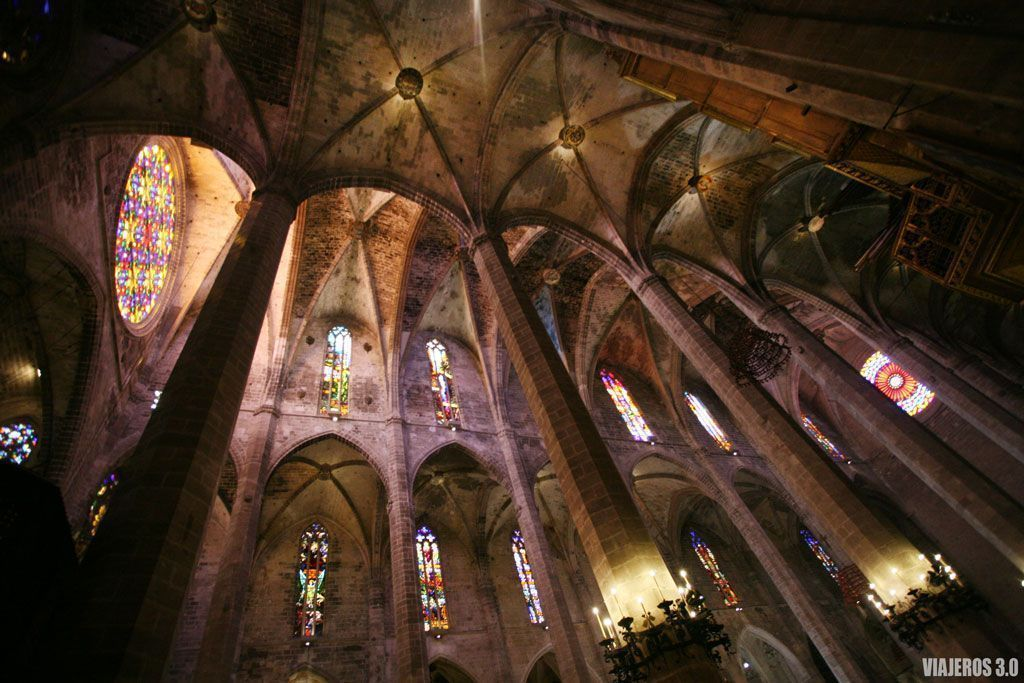 Que ver en Palma de Mallorca: Catedral