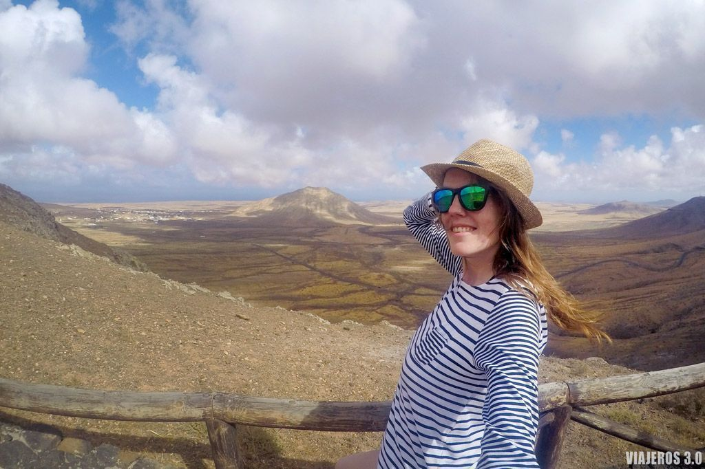 Ruta por Fuerteventura en 4 días, Tindaya