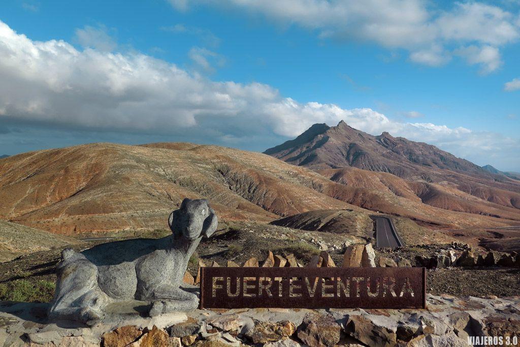 Ruta por Fuerteventura en 4 días, miradores