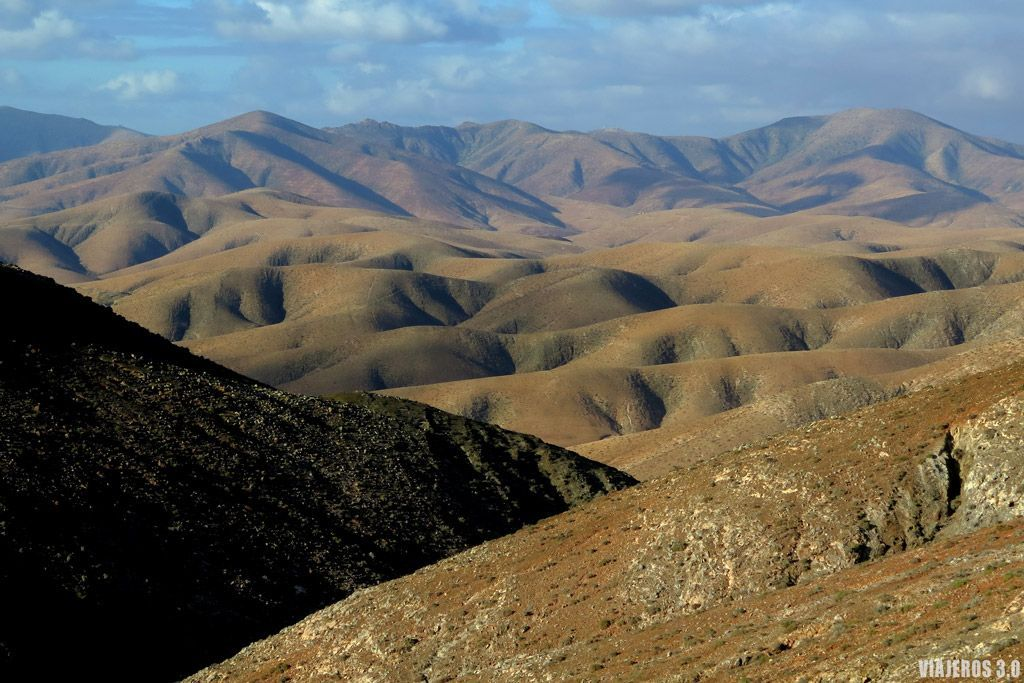 Excursión a Fuerteventura desde Lanzarote, interior de Fuerteventura