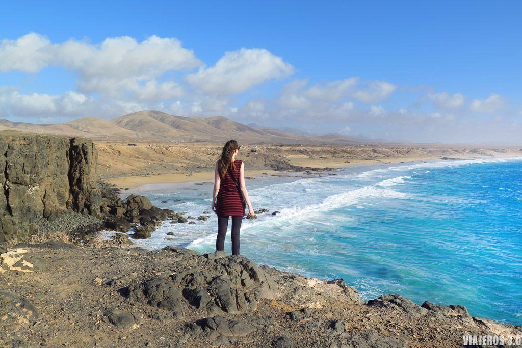 Ruta por Fuerteventura en 4 días, el Cotillo