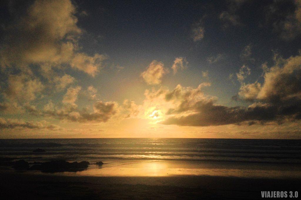 Ruta por Fuerteventura en 4 días, atardecer
