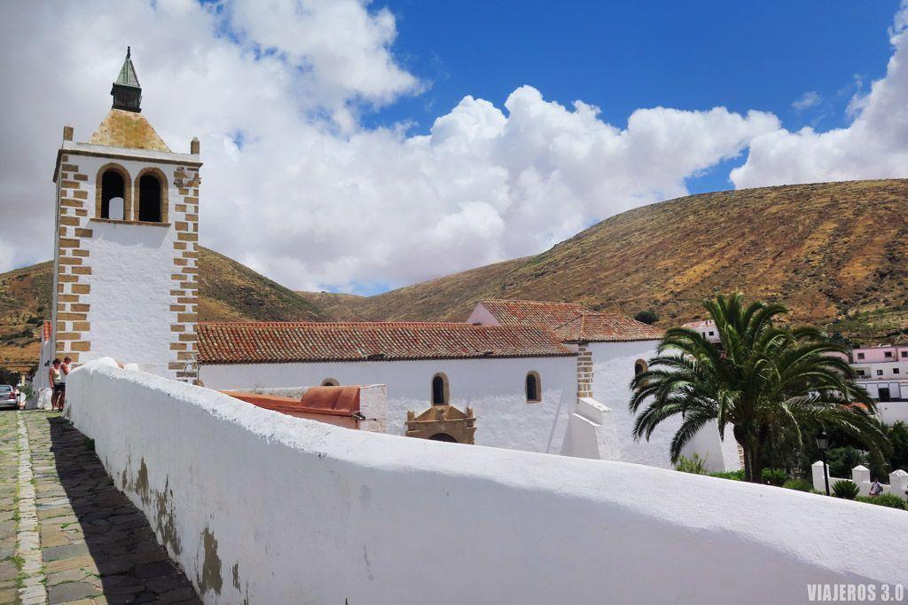 Betancuria, excursión a Fuerteventura desde Lanzarote
