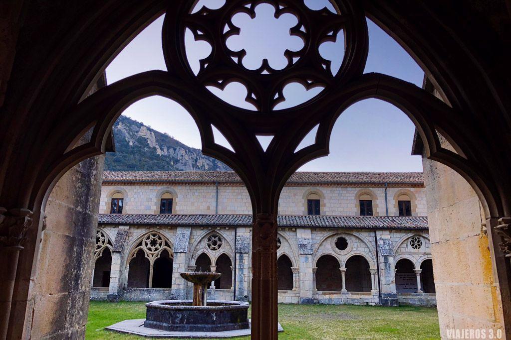 Monasterio de Iranzu, Parque Natural de Urbasa y Andía