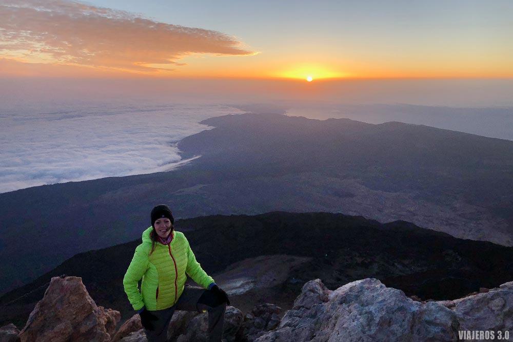Subir al pico del Teide en teleférico
