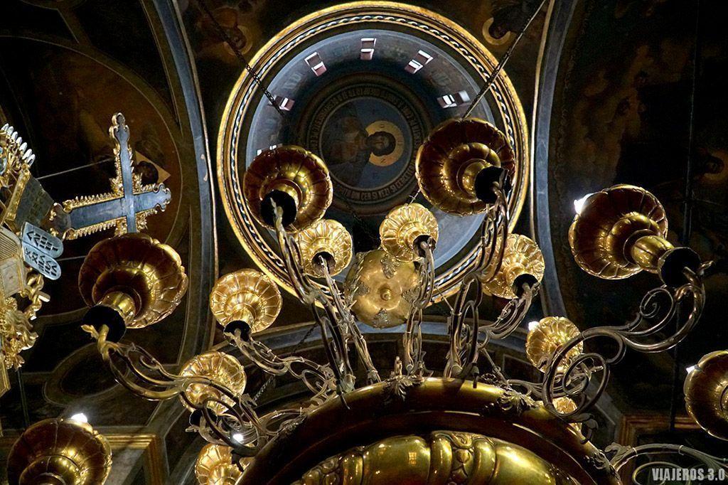 iglesias ortodoxas, qué ver en Bucarest