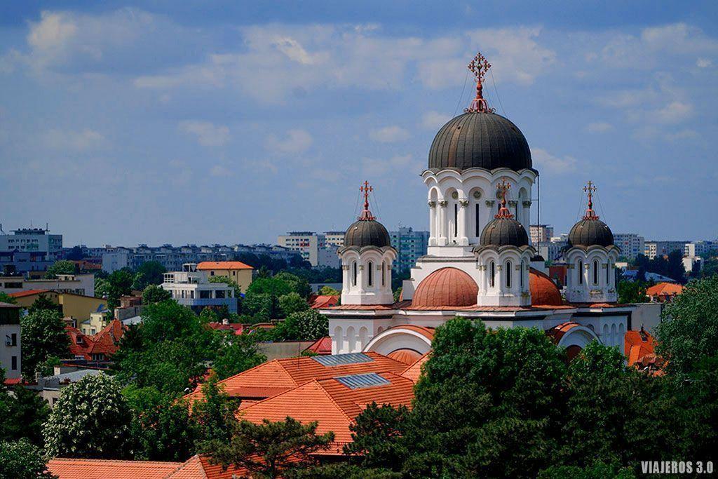 que ver en Bucarest, iglesias ortodoxas