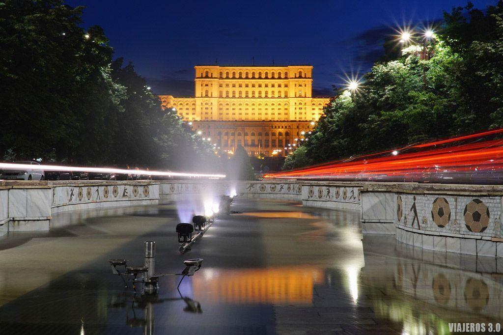 Palacio del Parlamento, qué ver en Bucarest